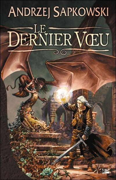"""La série littéraire du """"Sorceleur"""", source d'inspiration pour les missions des aventuriers intérimaires."""