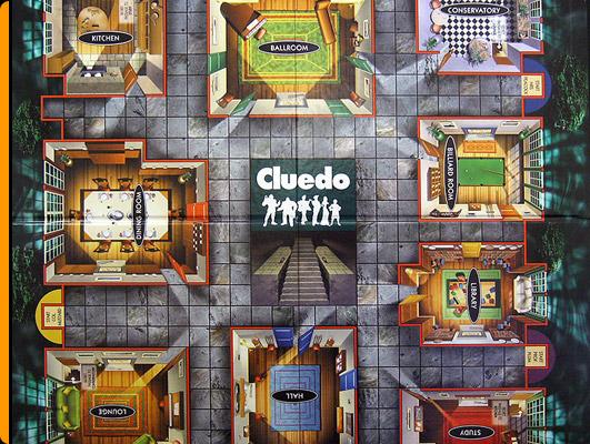 """Le jeu de société """"Cluedo"""", source d'inspiration pour les missions des aventuriers intérimaires."""