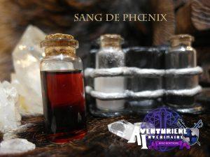 sang de phenix